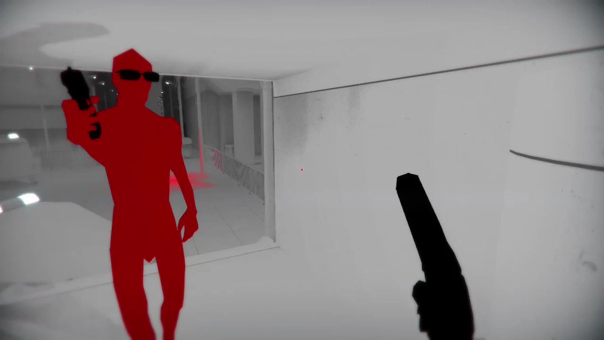 Nothing but fists baby #SUPERHOT #XboxShare