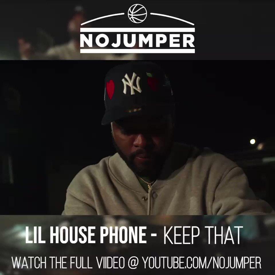 """New @housephone310 Feat White John + @1takeQuan """"Keep That"""" out now! youtu.be/OlXEUhu1Kmc"""