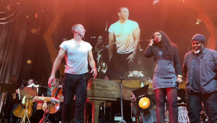 Goodnight LA! #ColdplayPalladium