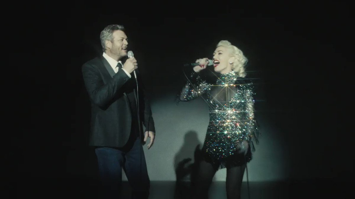 This video, this couple! 😍😍😍 @blakesheltons official video for #NobodyButYou featuring @gwenstefani is out now! wmna.sh/bs_nby_omv