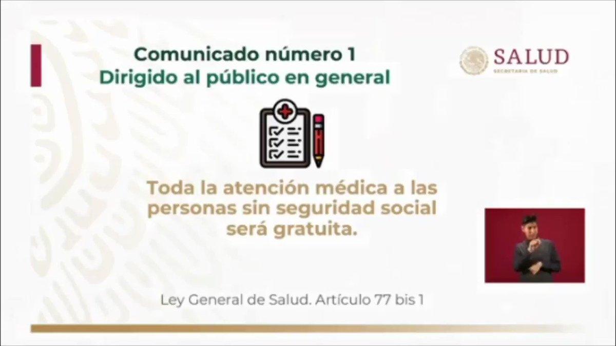 Image for the Tweet beginning: 🔴 Hay un nuevo número