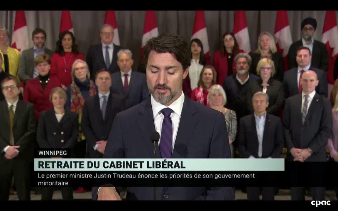 Celebramos la decisión que acaba de anunciar el Primer Ministro de Canadá @JustinTrudeau, de acelerar los trabajos en su Parlamento hacia ratificación del #TMEC. Con esto estimo estarán completando su proceso en algún momento de febrero. ¡TMEC va, en beneficio de los tres países!