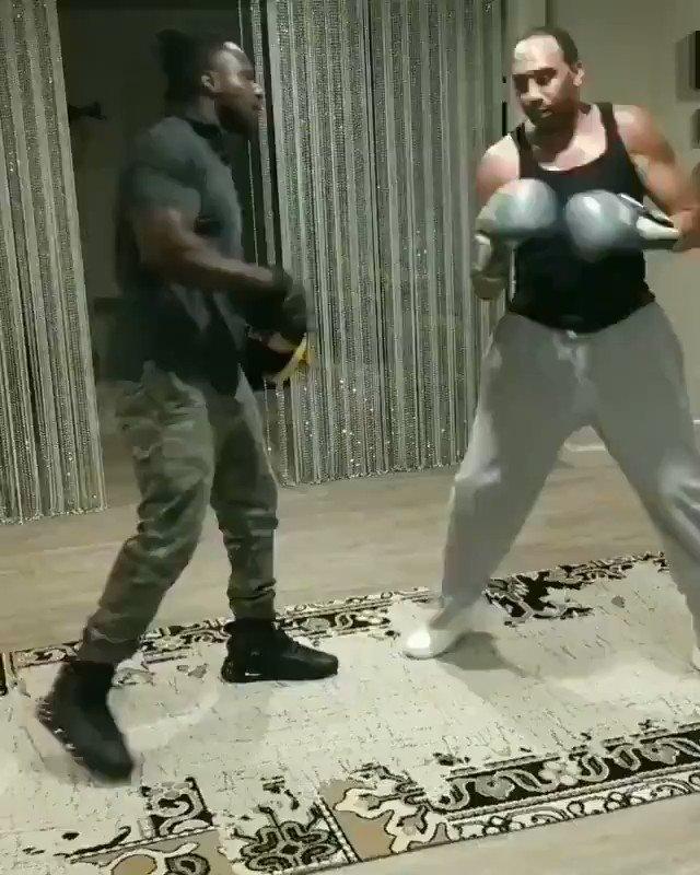 Analyze this: MMA Twitter roasts Stephen A. Smith's atrocious pad work