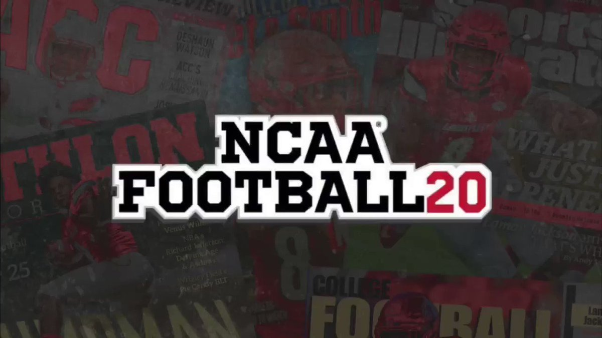 2020 NCAA Football trailer. Thoughts?