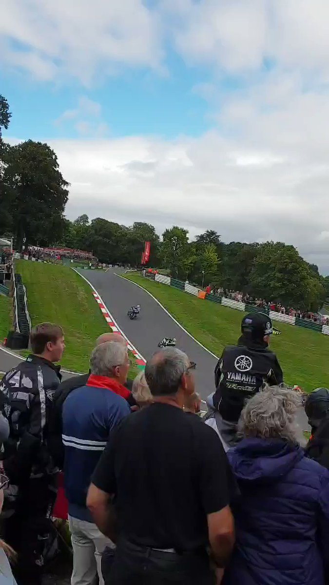 @MMundyKawasaki @CadwellPark @OfficialBSB Absolutely love standing at the bottom of the mountain, the best @OfficialBSB circuit around Britain 🏍🏍🏍