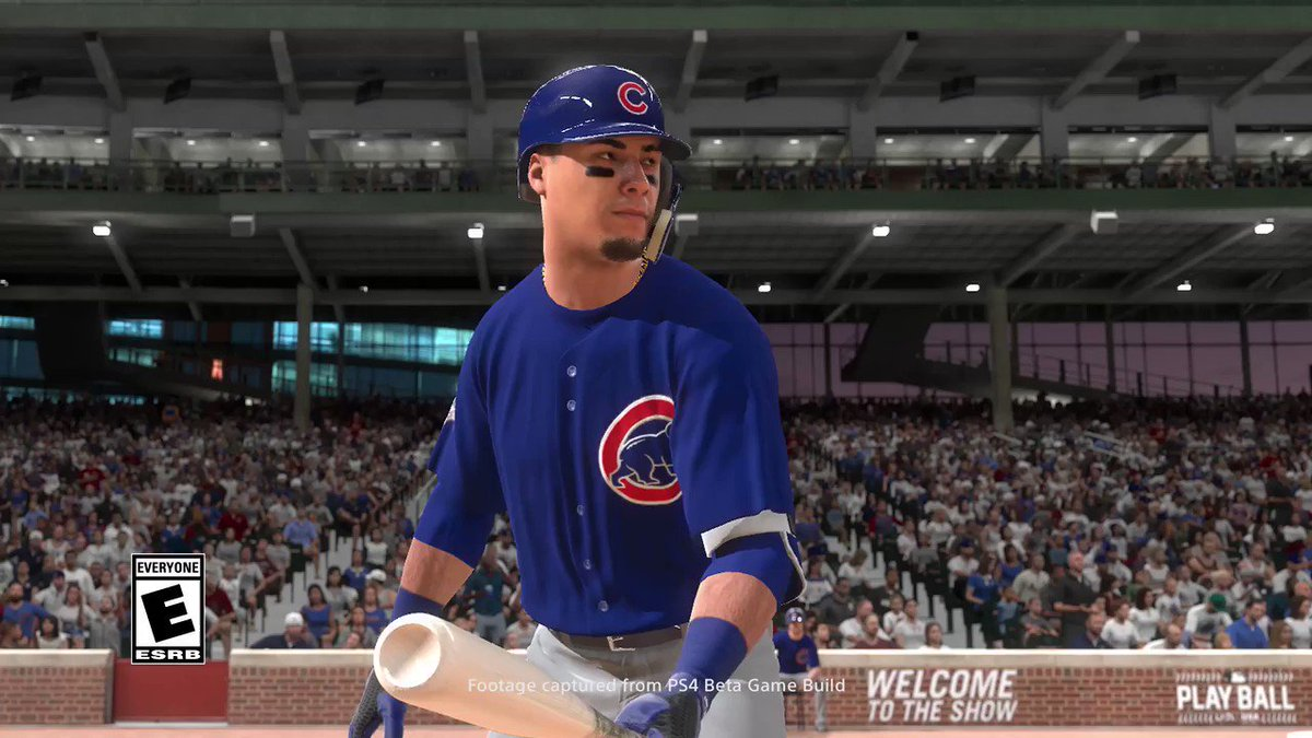 Not only does @MLBTheShow look great with me on the cover, but what they put in the game this year is 🔥! Pick up the sticks! 🎩🎮 #PSPartner