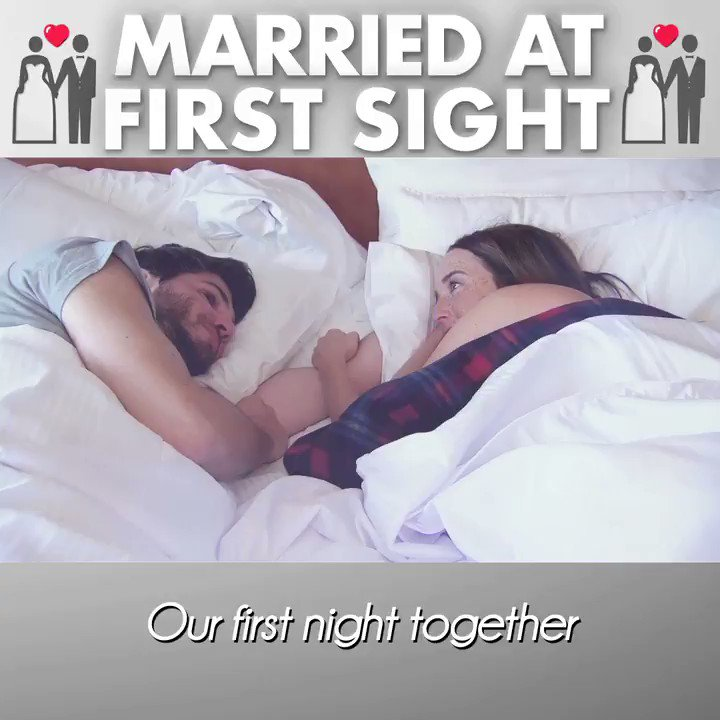 The weddings are over and it's off to the honeymoons on #MarriedAtFirstSight TONIGHT! From what we can tell things look like they may be heating up🔥