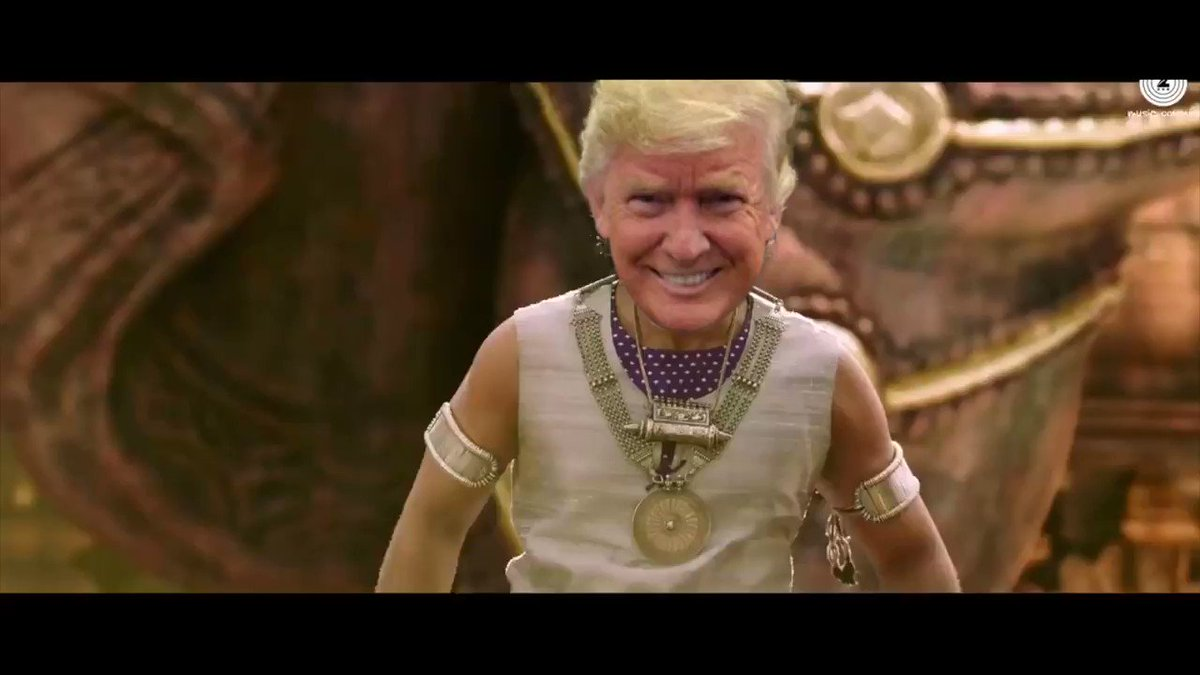 """@realDonaldTrump #NamsteTrump #IndiawelcomesTrump """"I Love Hindu & I Love India"""" Burnol moment for the secular liberals as India welcomes its best friend #DonaldTrump from White House  Welcome To #India President Trump The hero will destroy the evil and we will make us"""