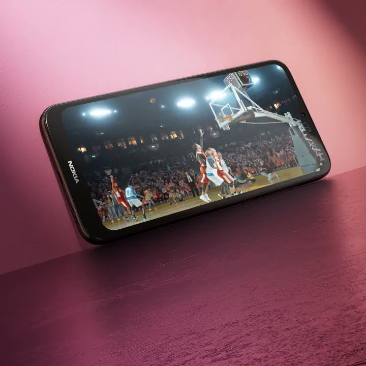 Nokia 2.3 – A truly showstopping screen Better viewing quality and more screen real-estate for browsing the web, watching your favorite shows and gaming.