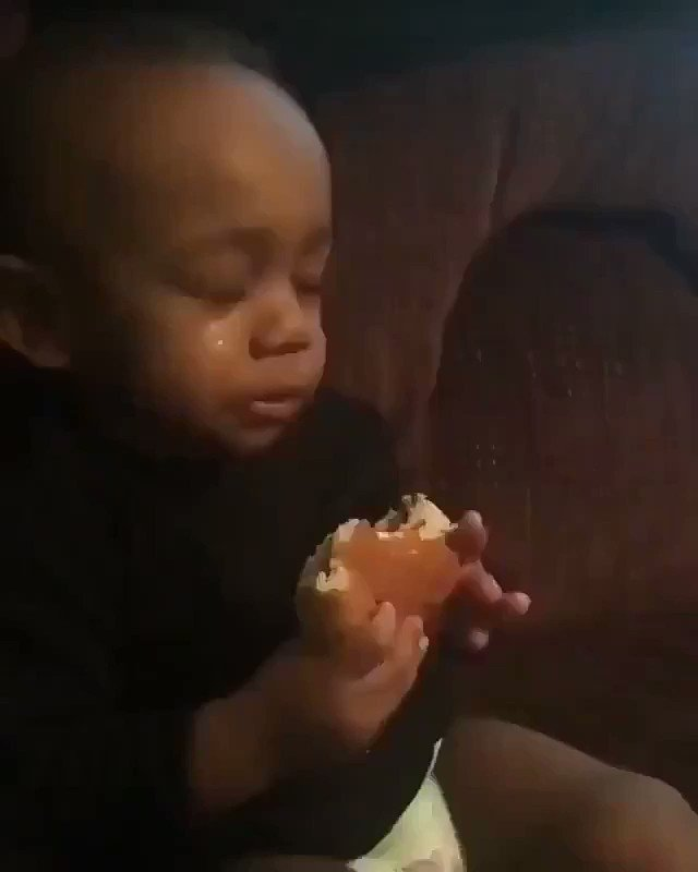 Me eating my best friends when I discover they're all made of cake.