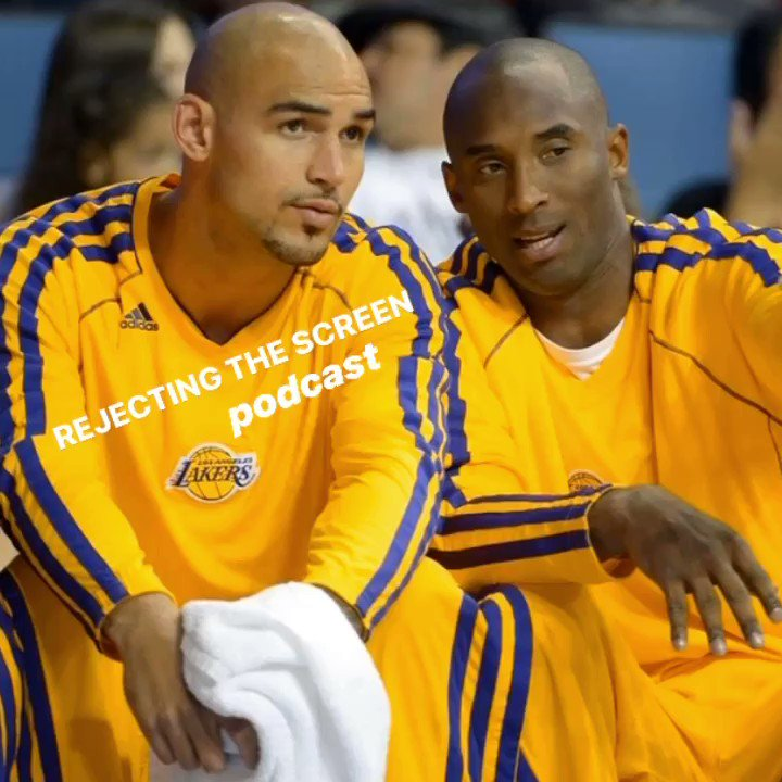 "On REJECTING THE SCREEN podcast, @Bobby_Sacre explains how @kobebryant would ""test your manhood""  Listen. Subscribe. Share."
