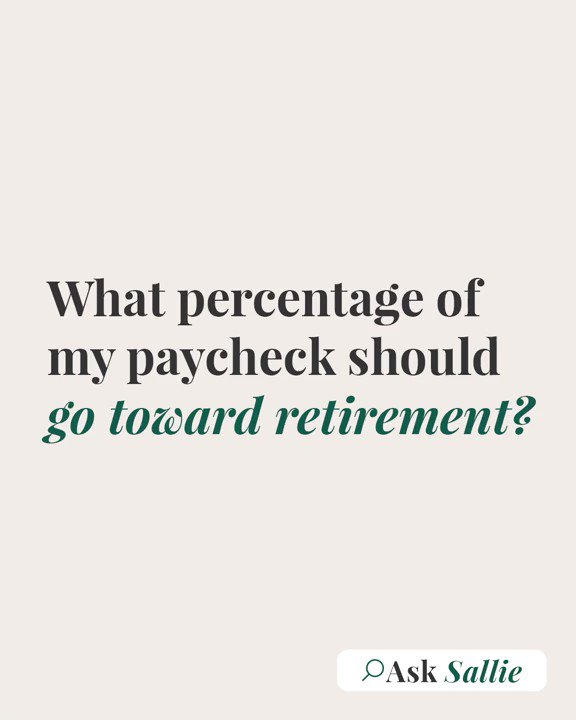 Image for the Tweet beginning: How much of your paycheck