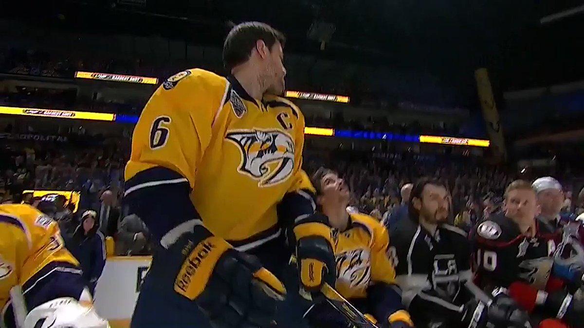 @NHL's photo on shea weber