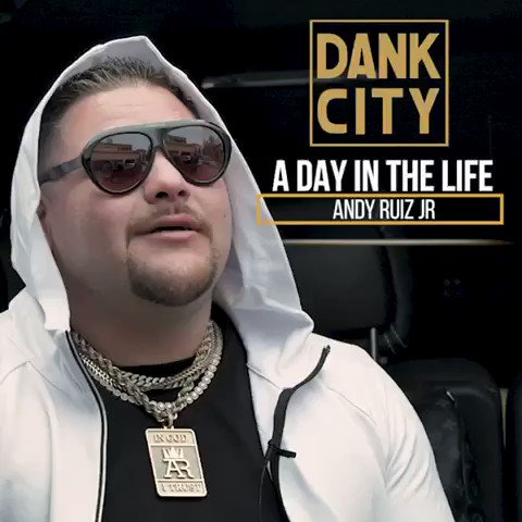"""Episode 5 """"Day in the life of Andy Ruiz Jr"""" is now on YouTube! Click the link below to watch the full episode 🏆🇲🇽 (make sure to subcribe on YouTube for more). Retweet and lmk what you think! 👉 youtu.be/slo8wYGM2BU"""