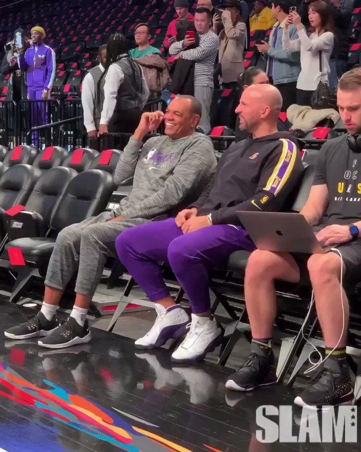 The Nets legend J. Kidd back in Brooklyn with the Air Jordan XIII.