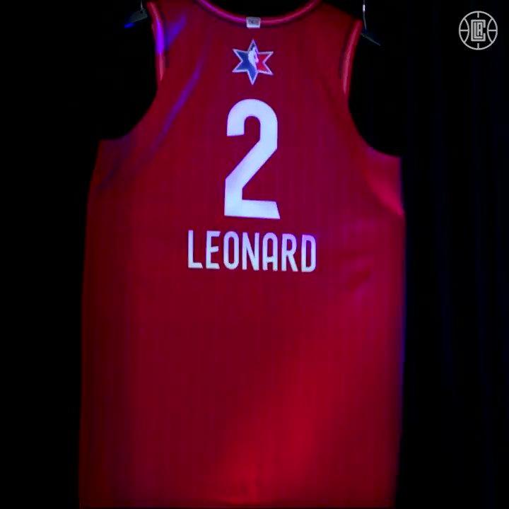 🌟 4x #NBAAllStar @kawhileonard 🌟
