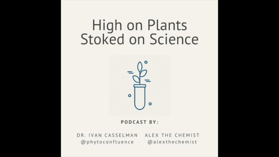 Image for the Tweet beginning: High on Plants, Stoked on