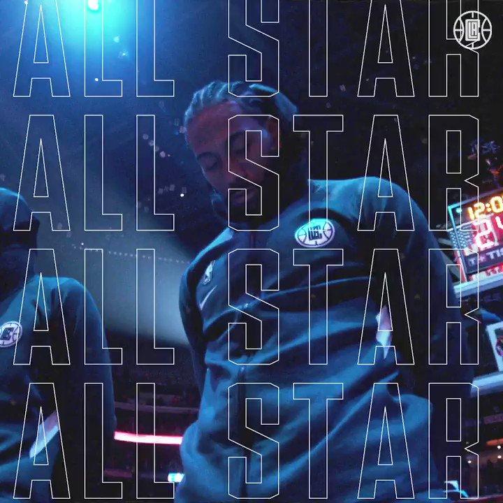 Kawhi to the Chi. #NBAAllStar