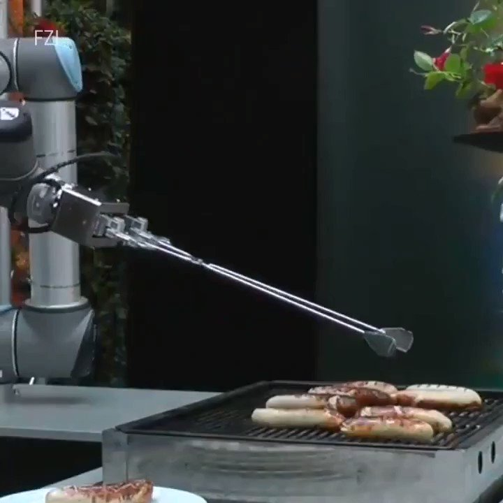 Image for the Tweet beginning: This #robot will one day