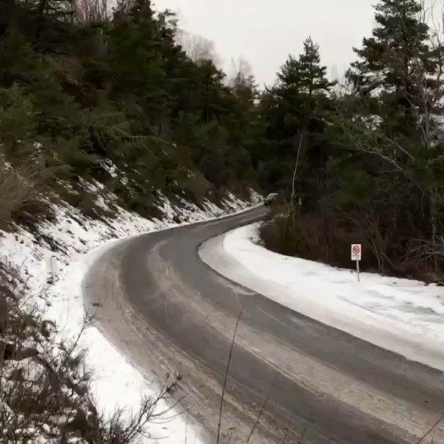 Video del toque de Ott Tanak y Martin Jarveoja en la SS3 #RallyMontecarlo #WRC