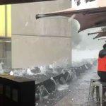 生命の危機?オーストラリアで降る雹がデカくてヤバい!