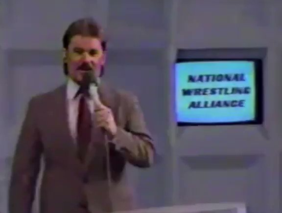 On This Day in JCP TV History - 1987  Jim Cornette feels a certain way about Tony Schiavone presenting Paul Ellering, earlier in the show, with a special collectible VHS tape of Starrcade 86: Night of the Skywalkers. And he's going to let him - and the rest of us - know about it.