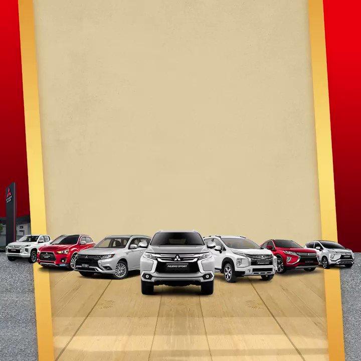 Mau kendaraan Mitsubishi Anda lebih prima? Kini saatnya Mitsubishi Rainy Campaign 2020. Langsung saja kunjungi dealer terdekat untuk dapatkan GRATIS Pemeriksaan umum dan promo lainnya.