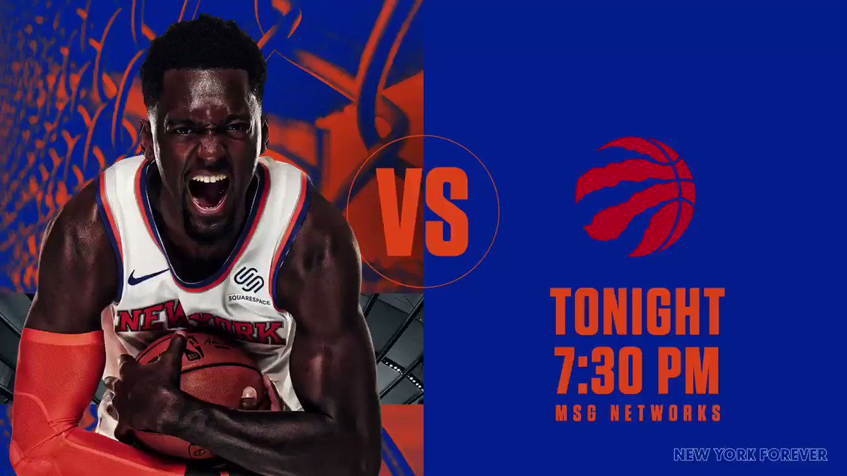 NEW YORK KNICKS @nyknicks