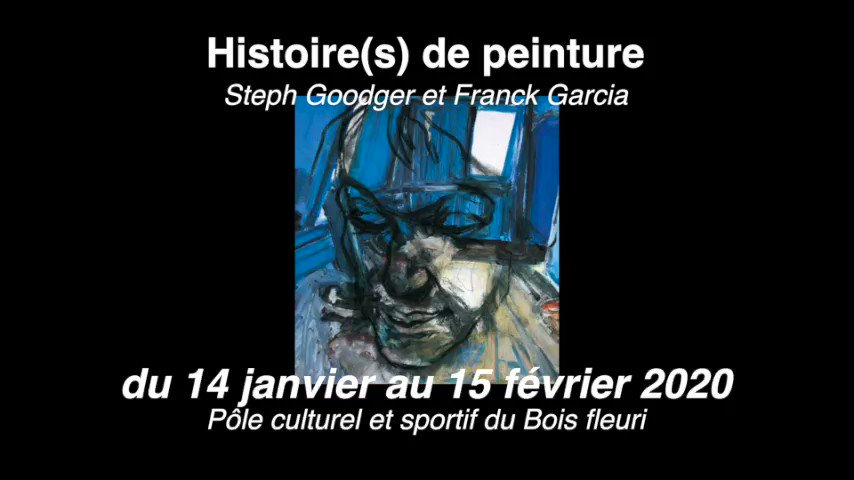 """Samedi 25 janvier, de 14h à 17h, les deux artistes de l' #exposition """"Histoire(s) de peinture"""" seront présents dans la salle d'exposition du #Boisfleuri. Venez nombreux ! 😉 #art #Lormont #rencontre #visite #artistes https://t.co/gDxGtMotA7"""