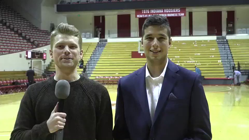 .@JoeyBrunk is an animal, 10 different Hoosiers grab a bucket, and Archie Miller has three straight dubs against Izzo & Co.@ConnorHines17 and @SamNeidermann discuss a signature win over Michigan State at Assembly Hall. #iubbFull video: https://youtu.be/VW7PRch4Iq0