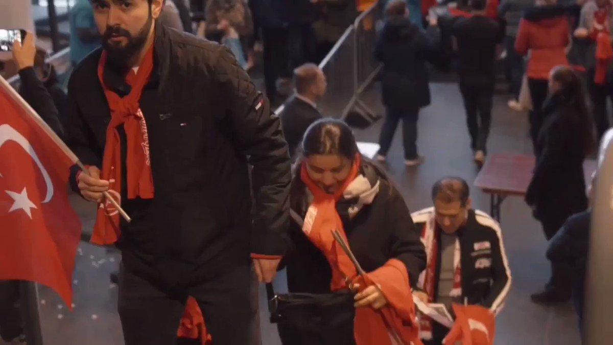Image for the Tweet beginning: Olimpiyat Elemeleri maçlarında Filenin Sultanları'nın