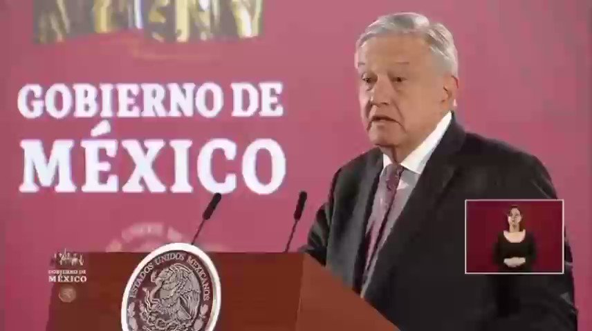 Image for the Tweet beginning: 🔴 Anuncia el Presidente @lopezobrador_