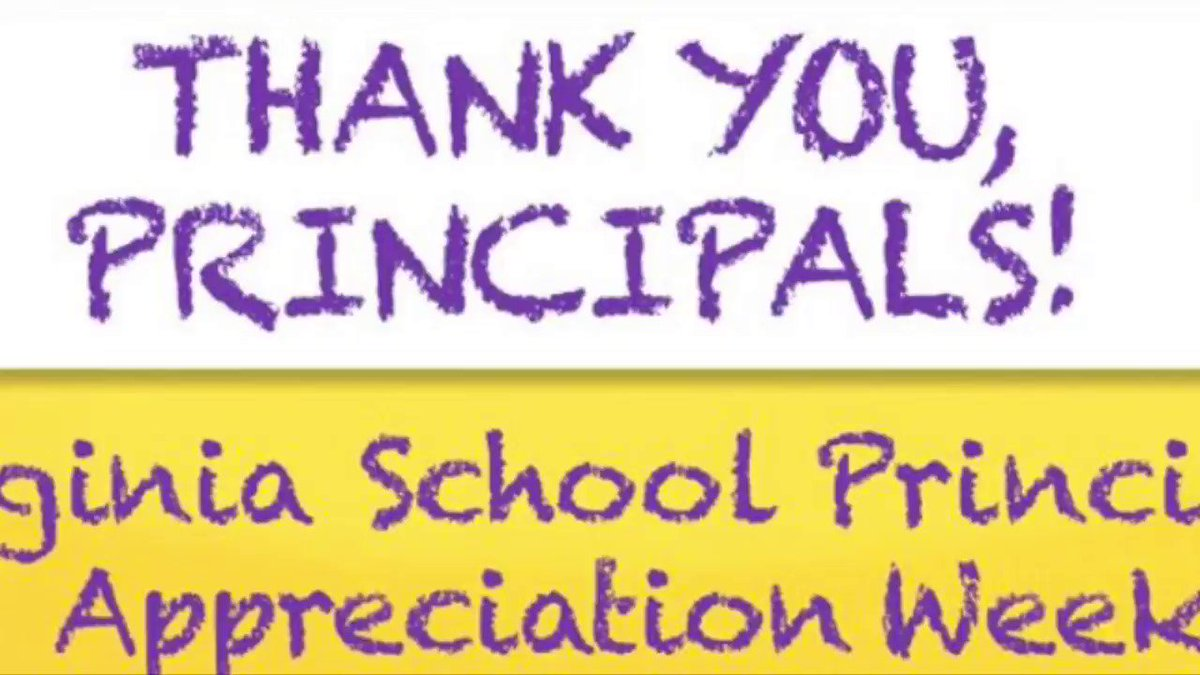 We are so appreciative of Ms. Begley and Ms. Jones each day. We want to share a special thank you during Virginia School Principals Week <a target='_blank' href='http://search.twitter.com/search?q=ThankAPSPrincipals'><a target='_blank' href='https://twitter.com/hashtag/ThankAPSPrincipals?src=hash'>#ThankAPSPrincipals</a></a> <a target='_blank' href='http://twitter.com/APSVirginia'>@APSVirginia</a> <a target='_blank' href='https://t.co/oZm2hYkIq7'>https://t.co/oZm2hYkIq7</a>