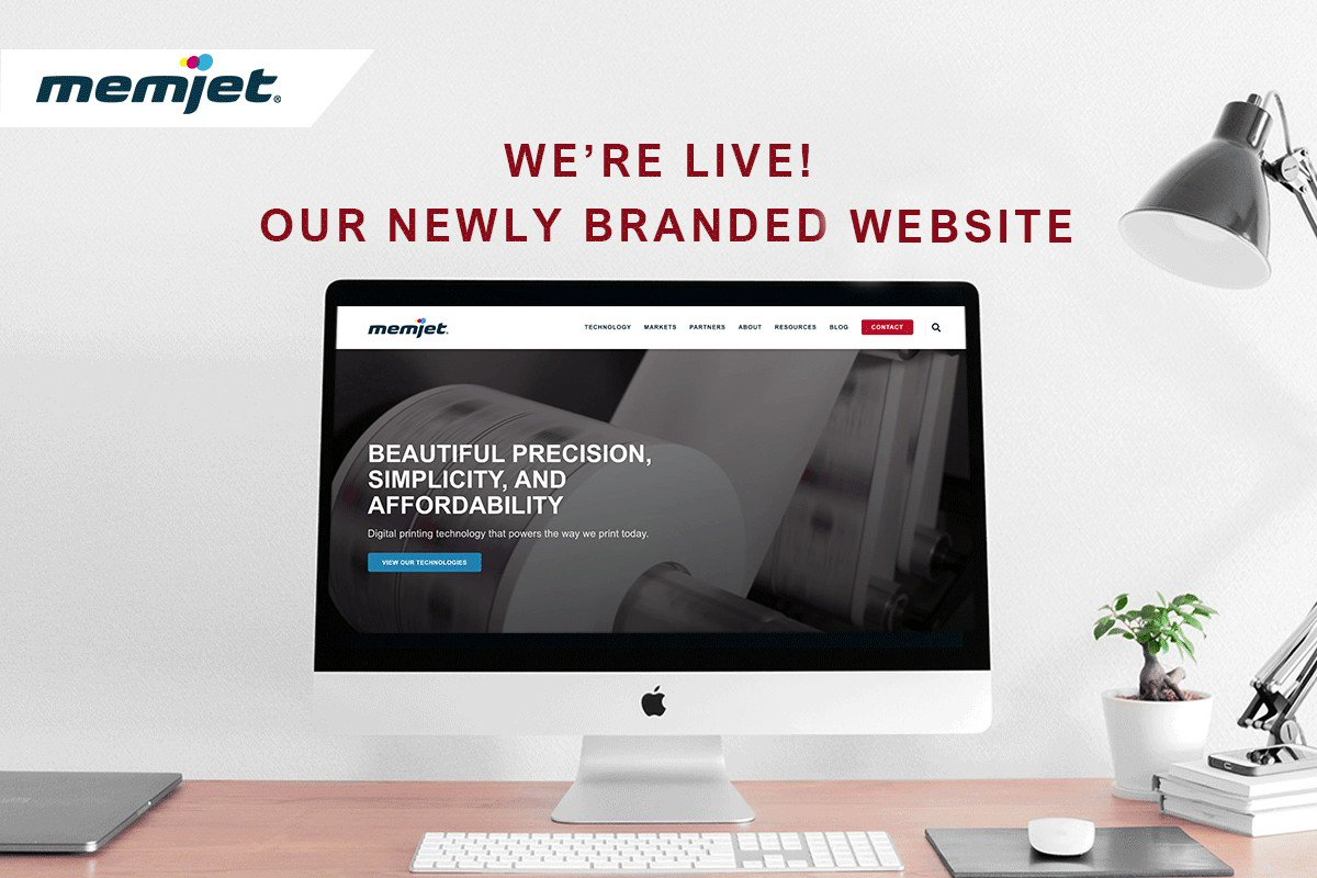 Image for the Tweet beginning: Visit our new website for