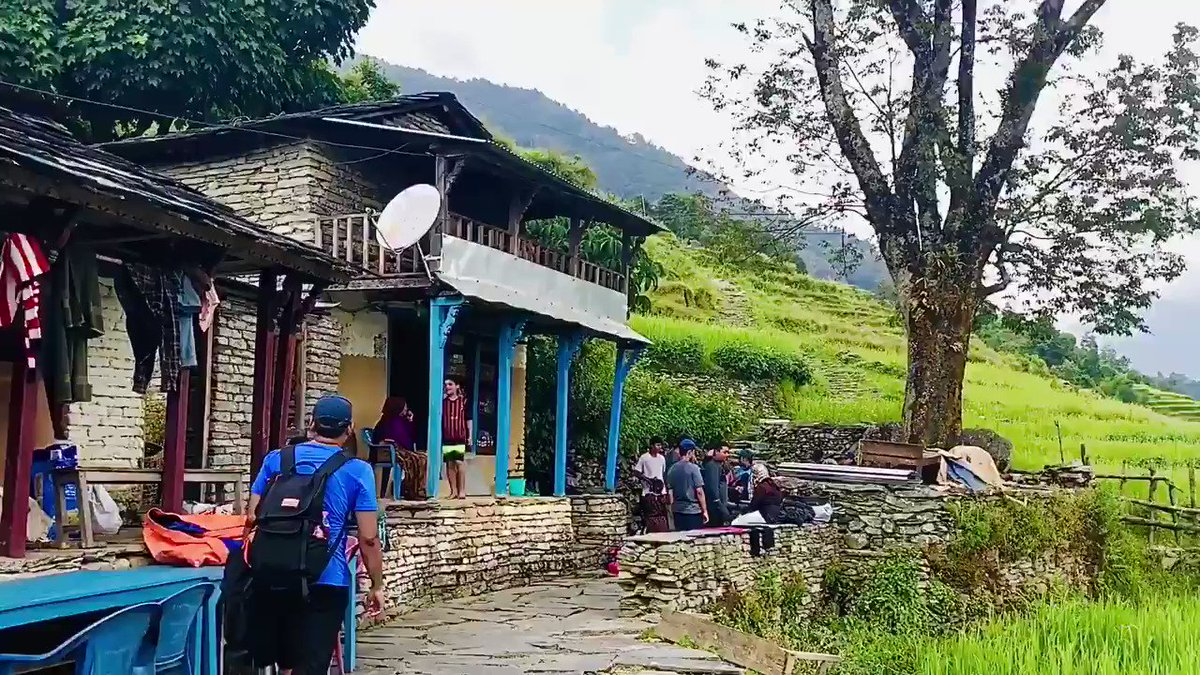Don't miss our story - A lesson of civility in Ghandruk Village, Nepal  https://bit.ly/2usqP90  Updated a short video  https://youtu.be/cOBMS9OaOL4   #VisitNepal2020 #nepal #visitnepal #ghandrukvillage #traveling #bloggers #vlogger #storyteller #storytelling #wownepal #nepali