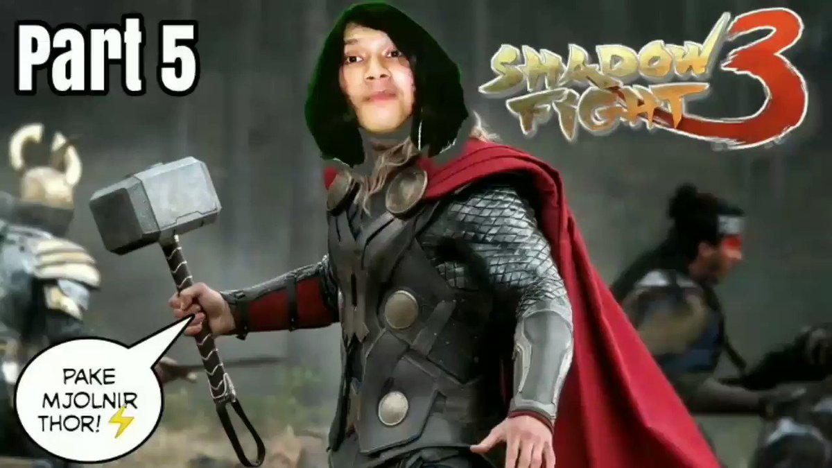 Today! in my youtube channel Arafi Indra Wijaya, don't forget to like, share, comment and Subscribe for more my new videos update 😊 https://youtu.be/QqXA1MZyIKA . . . #AIW @ShadowFight_3 #android #gamingchannel #gamer #ninja #fighting #indonesia #youtuber #contentcreators #haha #lucu