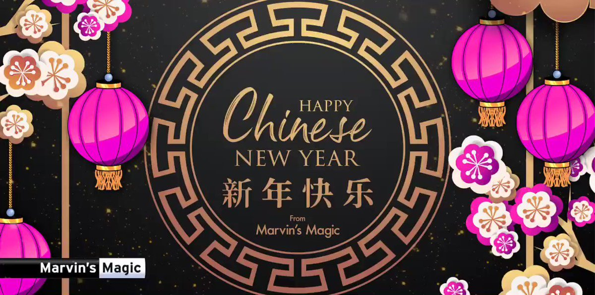 Image for the Tweet beginning: Wishing a Happy #ChineseNewYear to
