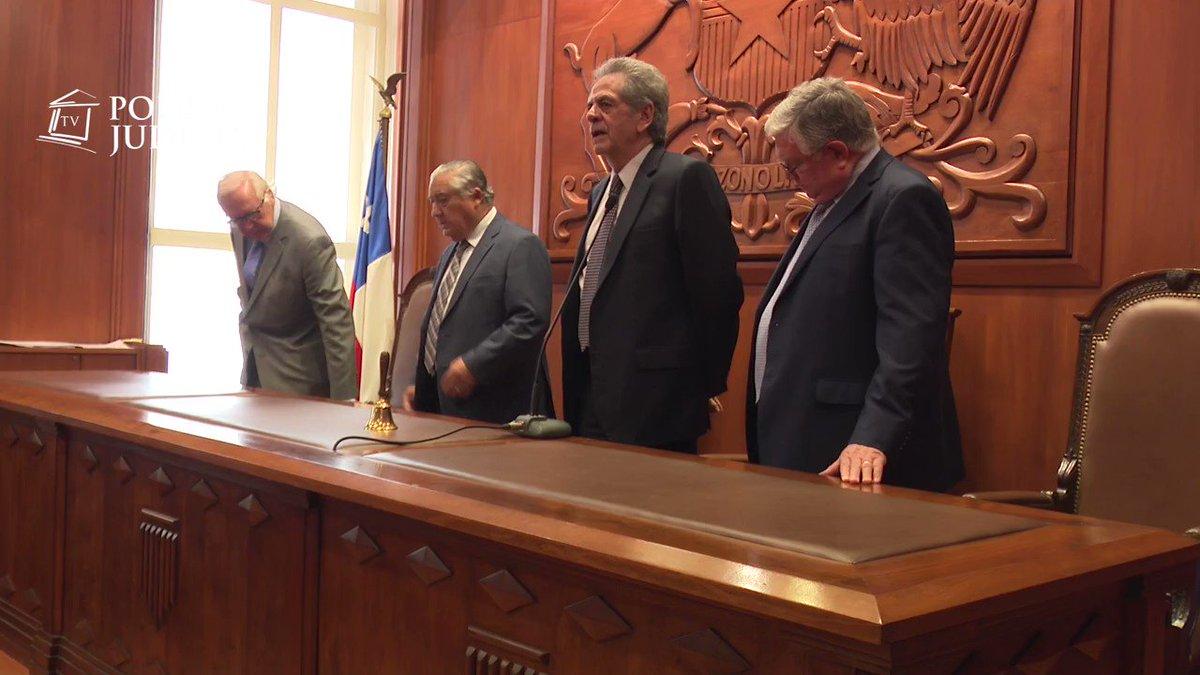 Image for the Tweet beginning: 🎥 [NUEVO] Noticiero Judicial: Tribunal