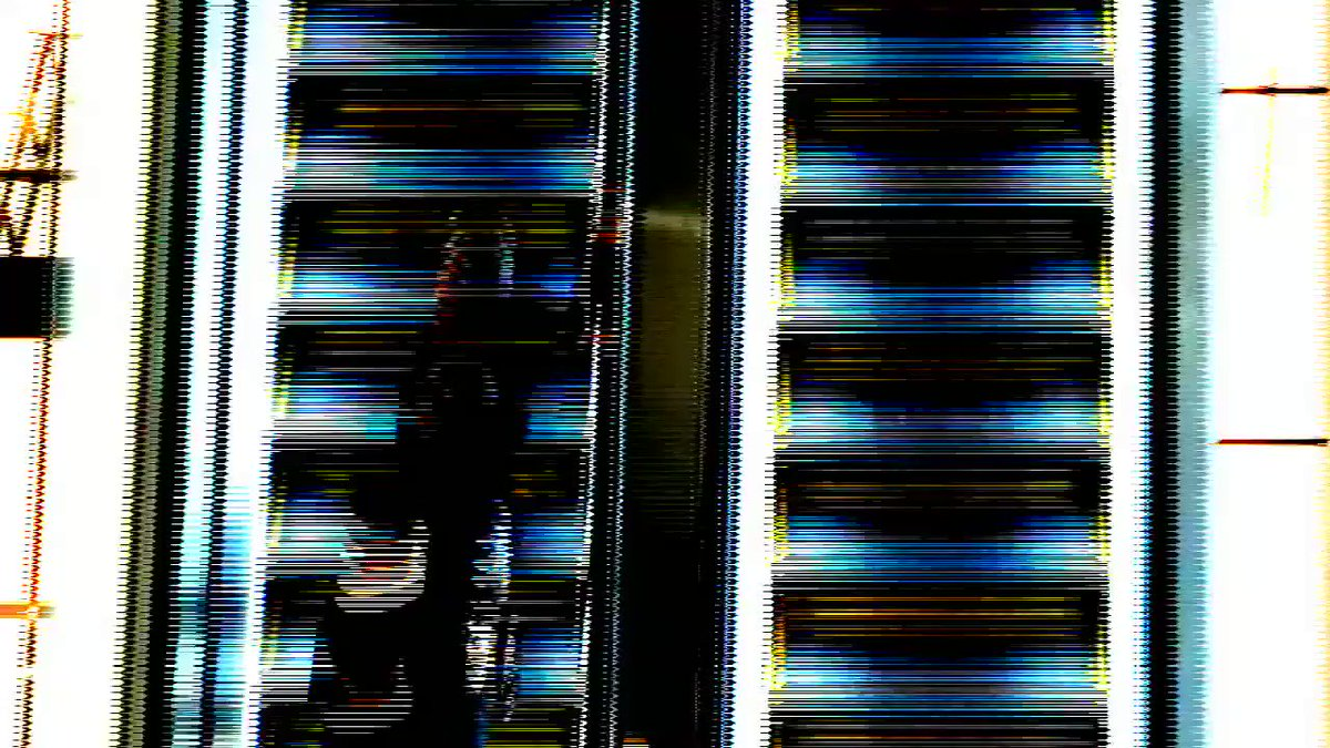 #DailyCoding#TouchDesigner#EveryTouchAdded slit scan effect to a movie of escalators in Grand Front Osaka recorded by myself w/ iPhoneiPhoneで撮ったグランフロントのエスカレーターをSlit scan演出TD Advent Calendar 2019 Day 20thThanks to @atsonic 🧐
