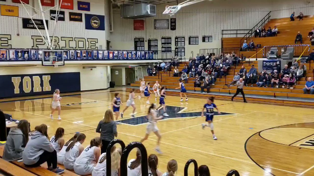 York JV with the 40-30 win over North Platte. They are now 11-3 on the season. #yorkdukes