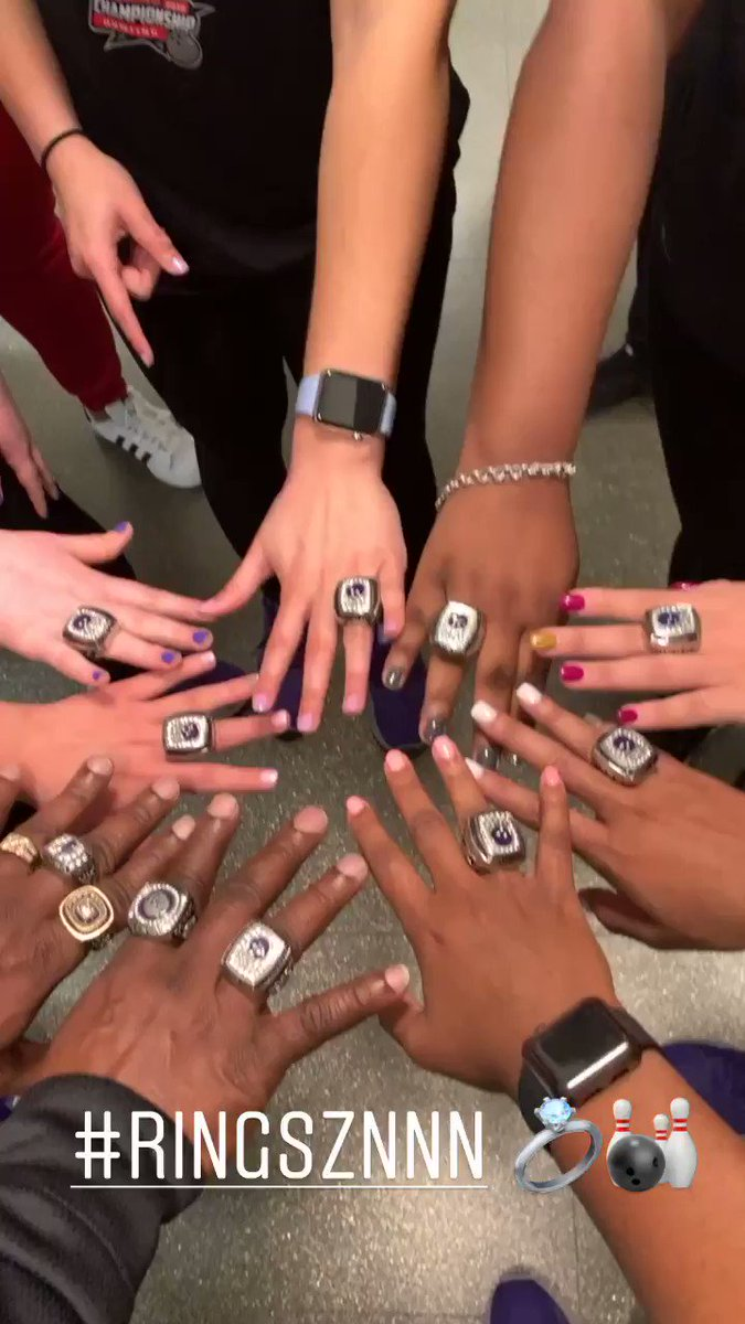 in case y'all forgot we was SWAC Champs 💍
