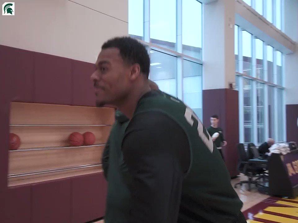 Cassius Winston, Malik Hall, Xavier Tillman preview Minnesota game