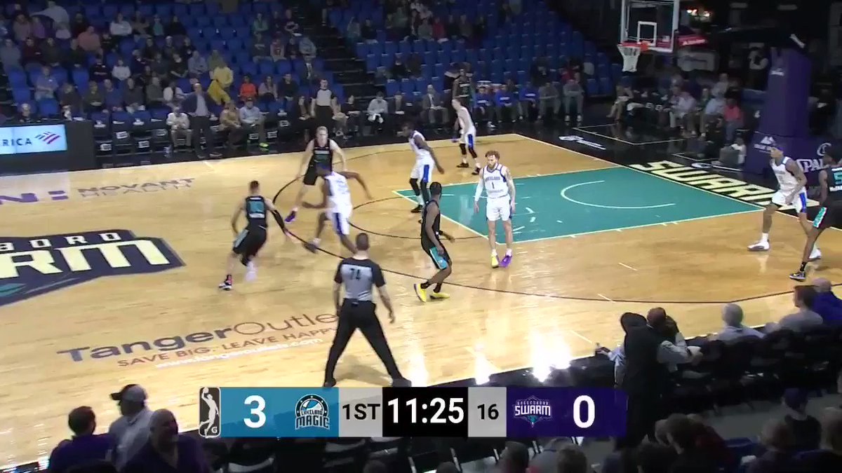 a player of many talents   @Calebmartin14   30 PTS   8 REB   4 3PM   3 AST   2 BLK   2 STL  @NevadaHoops ↗️ @hornets ➡️ @greensboroswarm