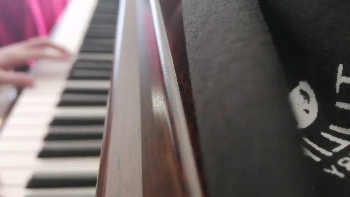 音ゲーArcaeaのボス曲「Grievous Lady」   を弾きました♪♪♪この曲やりたくてArcaea始めた方多いんじゃないですかね?笑笑#Arcaea#弾いてみた#アマツのピアノ