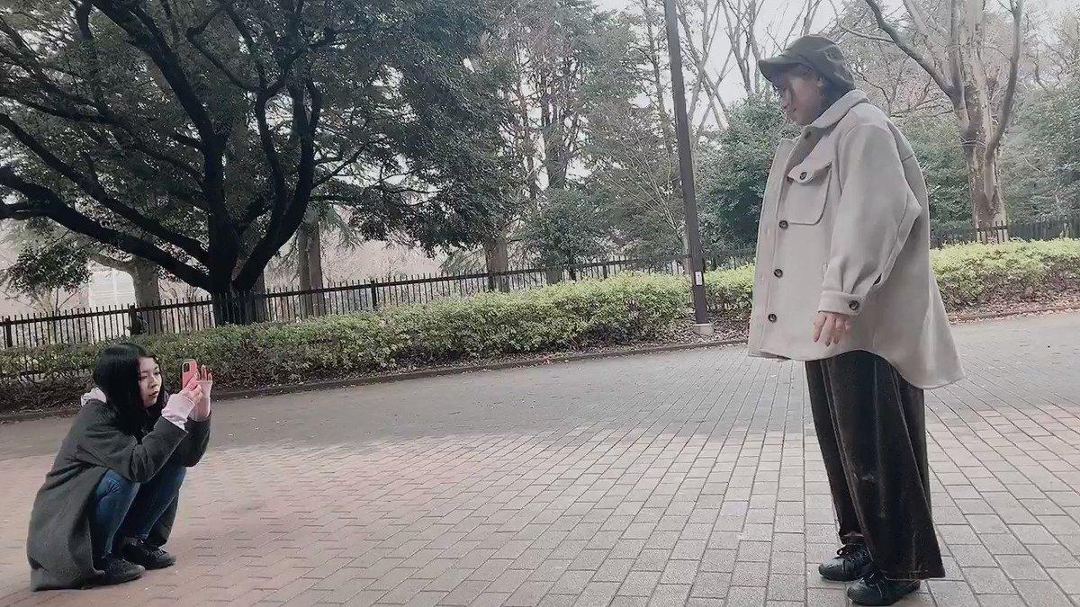 じゅりちゃんのTikTokの裏側🕺やっぱりダンス上手ねえ〜!(後ろの音うるさいので注意)