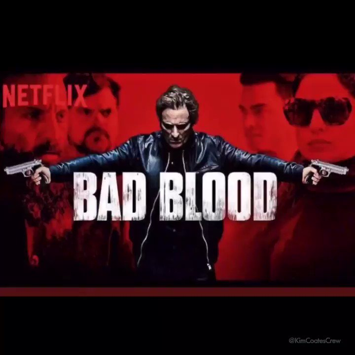 Banging the drum🥁, KC! Shared your words on Instagram, @KimFCoates, about making Season 3 @BadBloodSeries happen & the reactions speak volumes! A 3rd CHAPTER of this BRILLIANT series needs to be on screens!..https://t.co/R1izs4FNA8  #MoreDeclanPlease   @Rogers @netflix @City_tv https://t.co/ZAEY9byAQr
