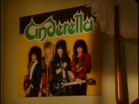 CINDERELLA ~ Shake Me Happy Birthday Tom Keifer