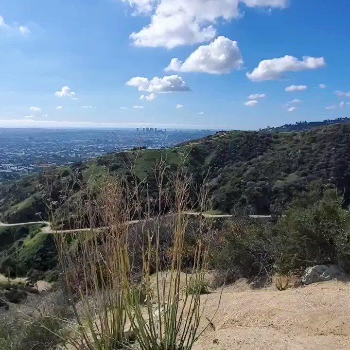Dropping those #holidaylbs #workout #fitness #runyon #hollywood #la #California #hiking