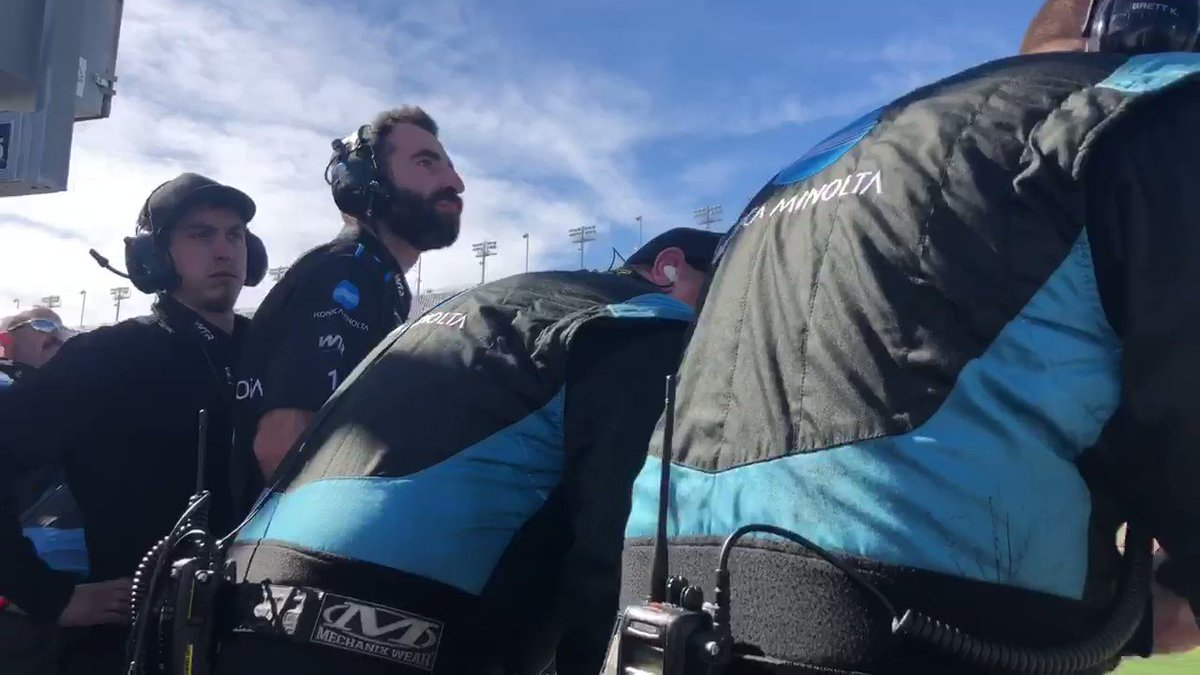 Congrats @WayneTaylorRcng on back to back wins at the #Rolex24! 👏🏼🏁 #KMSports
