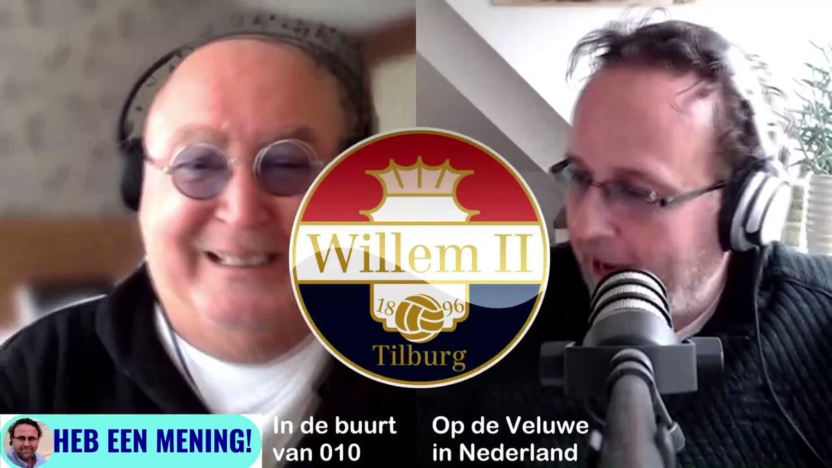 Image for the Tweet beginning: Podcast over Willemll en Feyenoord!